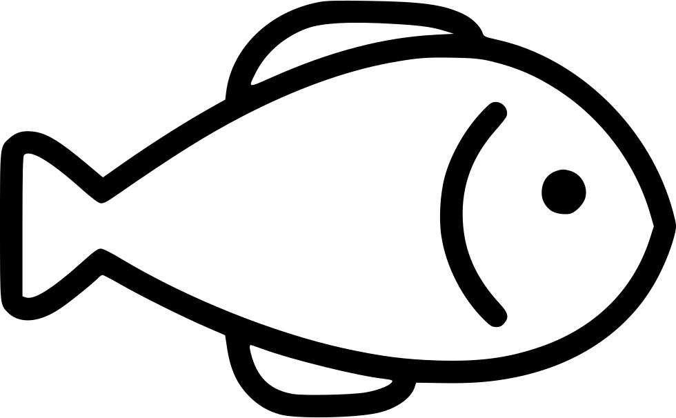 Doughnut clipart intolerance. Fish svg png icon
