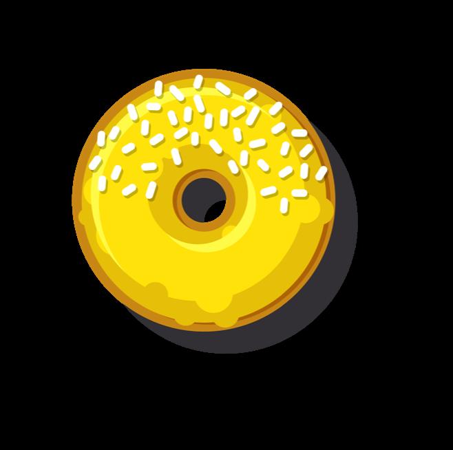 Best donuts in chennai. Doughnut clipart stack