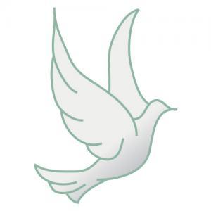 Free wedding doves lovetoknow. Dove clipart bridal