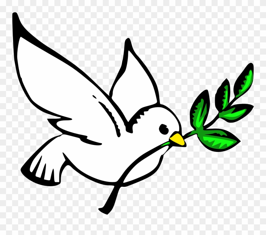 Peace clipart baptism. Free dove many interesting