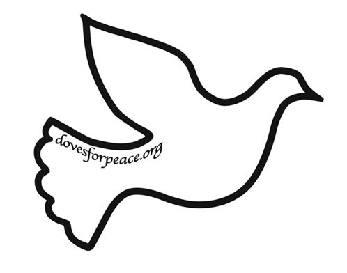 Dove clipart easy. Simple drawing free download