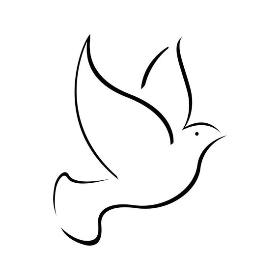 Doves clipart vector png. Bird dove animal graphics