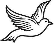 Free doves cliparts download. Funeral clipart transparent