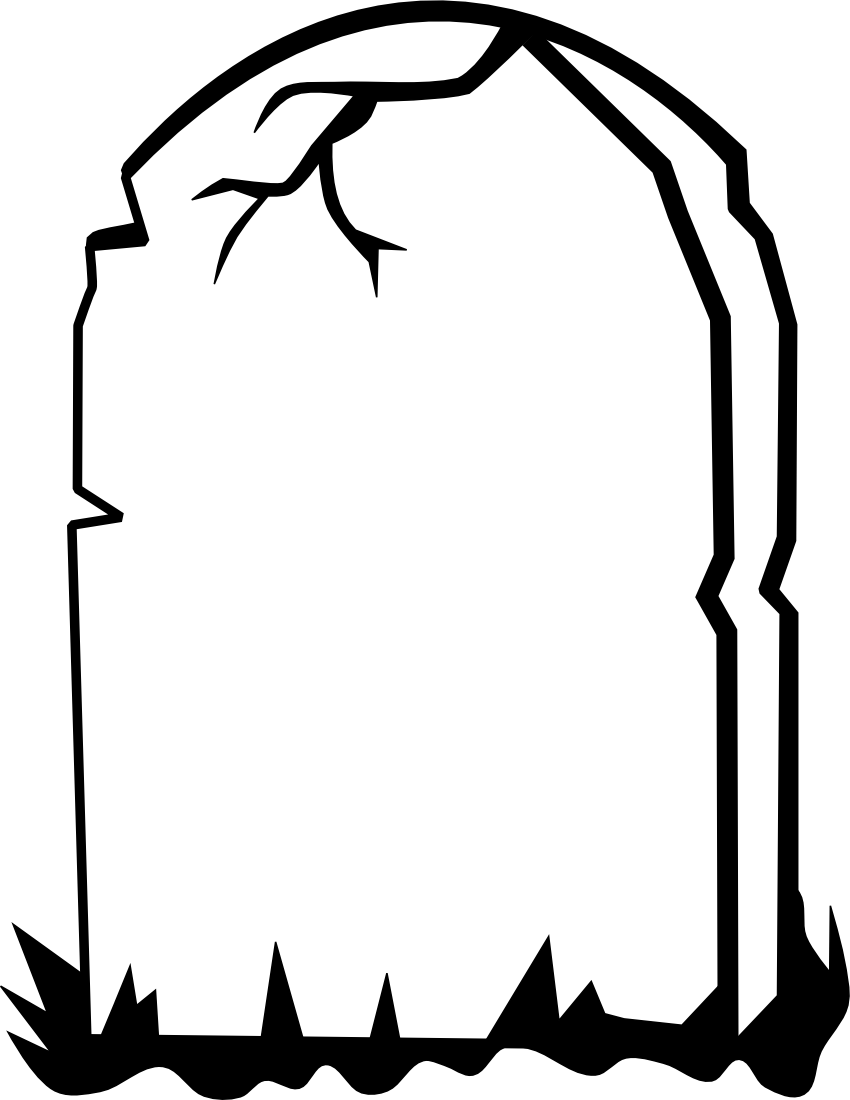 Grave clipart gravesite. For headstones sweet idea