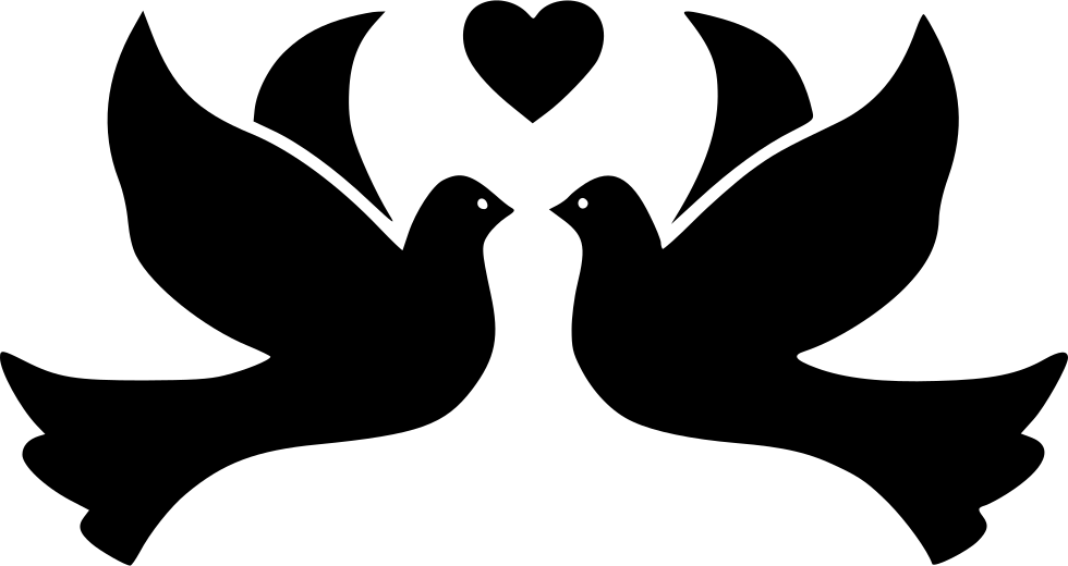 Doves Clipart Peace Sign, Doves Peace Sign Transparent