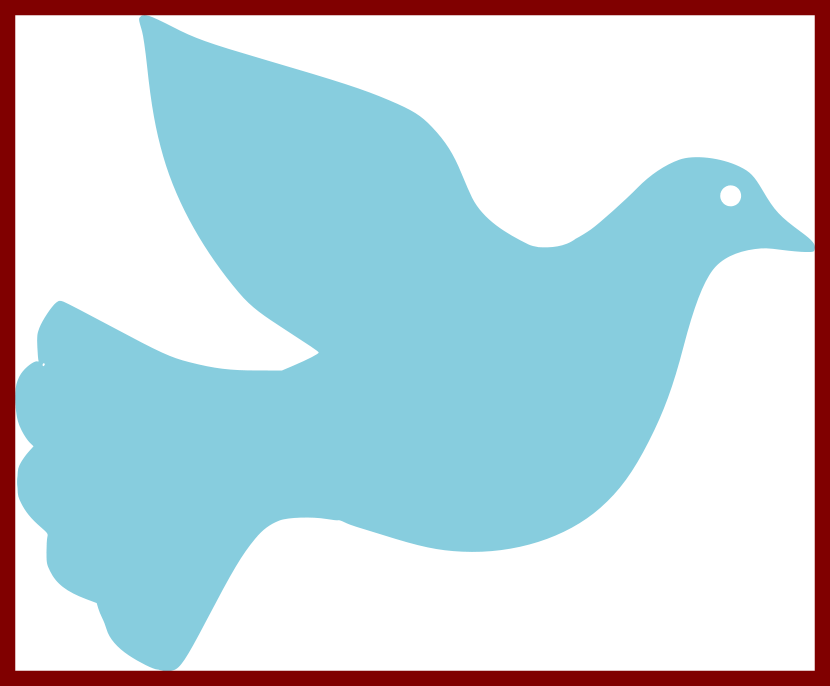 Dove clipart open wing. Inspiring turtle holy spirit