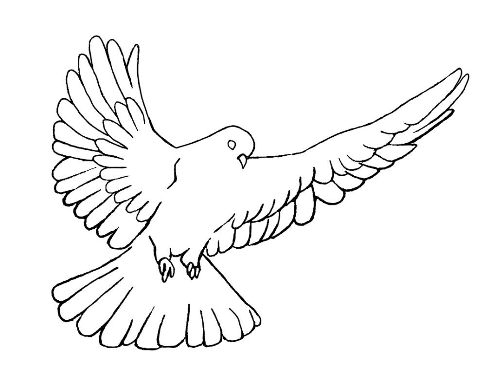 Flying clip art free. Dove clipart open wing