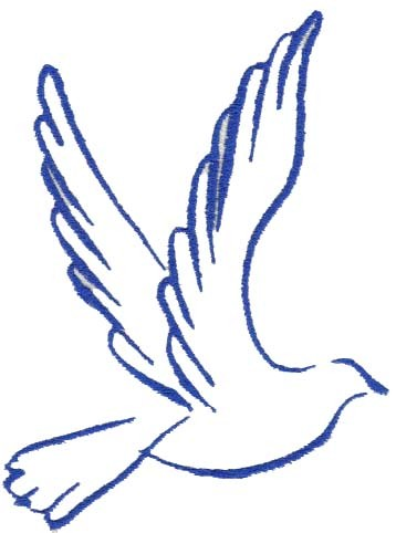 Peace clipart peace conflict. Realistic dove drawing free