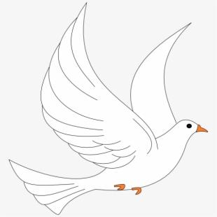 Dove clipart small dove. Free cliparts silhouettes cartoons