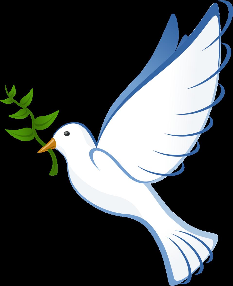 Public domain clip art. Dove clipart small dove