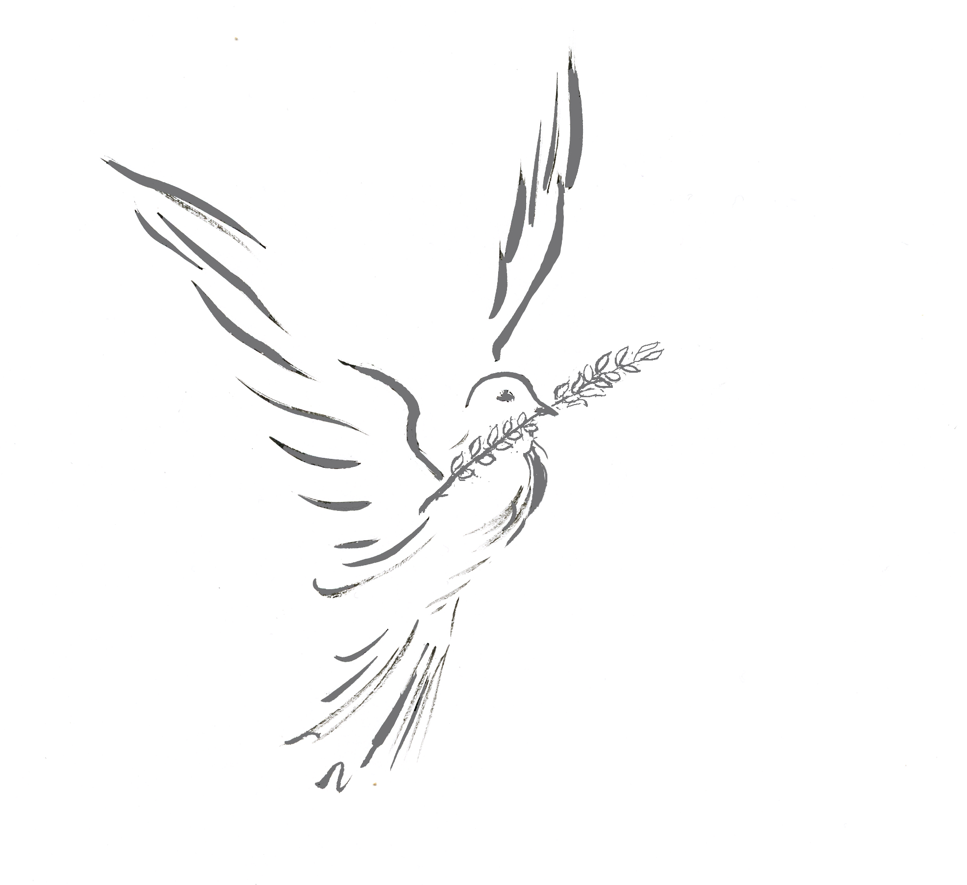 Funeral clipart dove. Free doves cliparts download