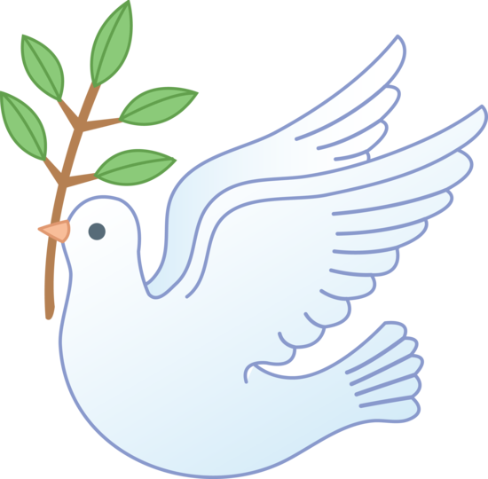 Peace clipart dove. Free picture of with