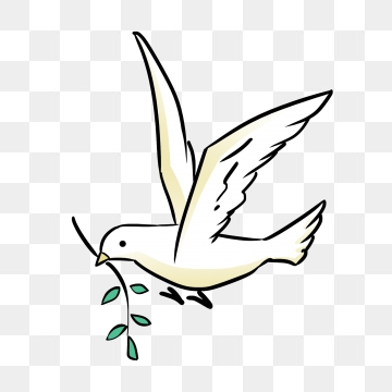 Flying dove images and. Doves clipart vector png