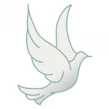 Free wedding . Doves clipart