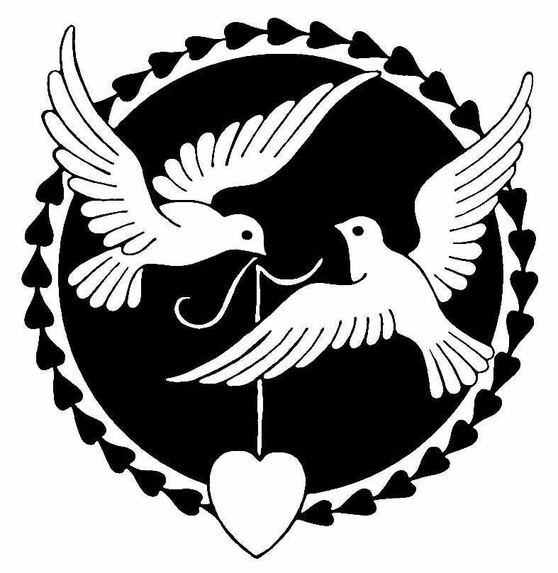 Doves clipart kid. Free dove valentine cliparts
