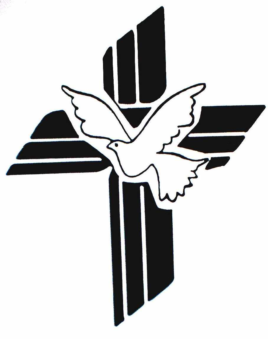 Cross and dove cliparting. Doves clipart kid