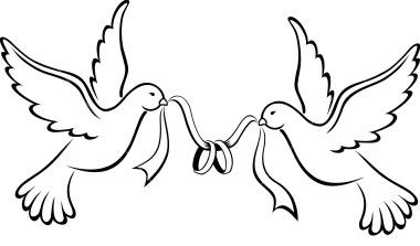 Doves clipart love dove. Cliparts zone
