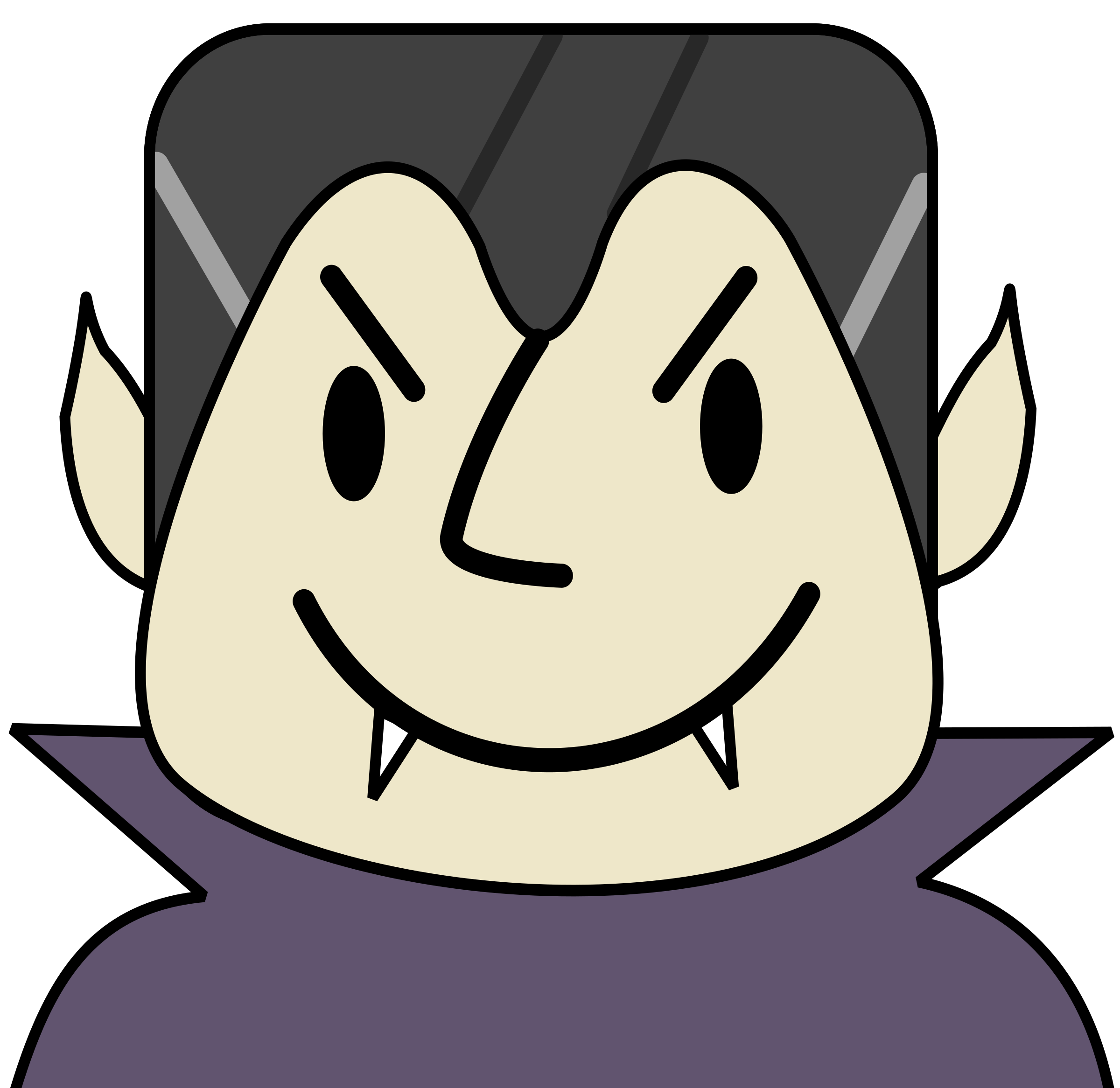 Vampire clipart vampire face. Guy big image png