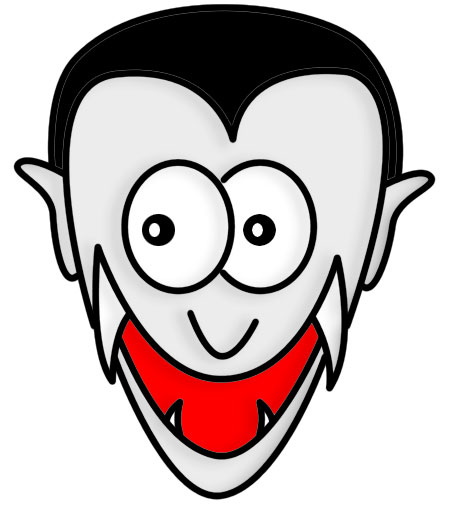 Vampire clipart simple. Free dracula pictures for