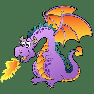 Dragon clipart animated. Portal