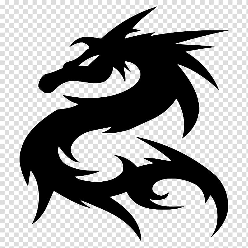 Dragon clipart dragon symbol. Chinese computer icons transparent