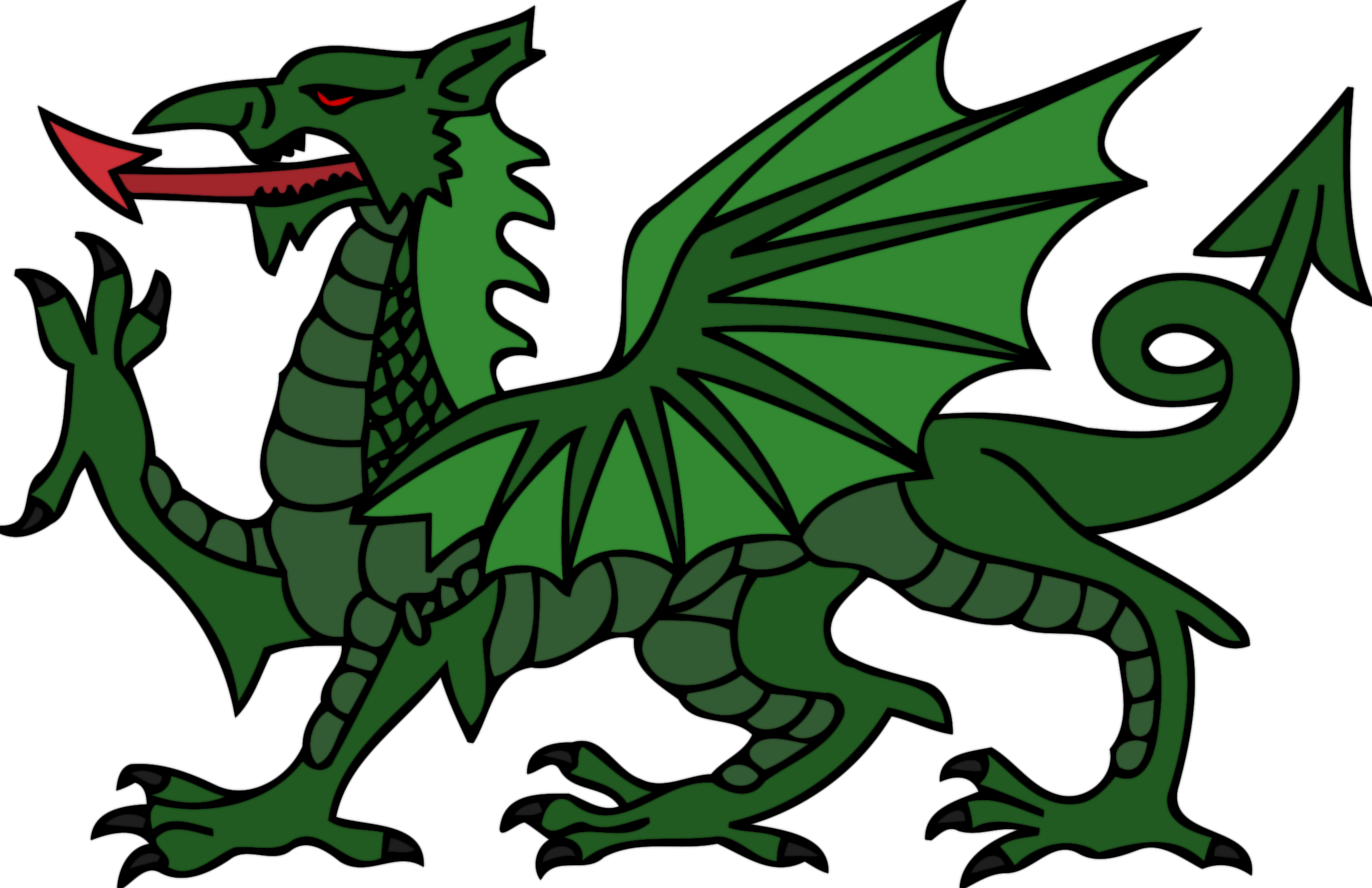 Stylised colour icons png. Dragon clipart fierce dragon