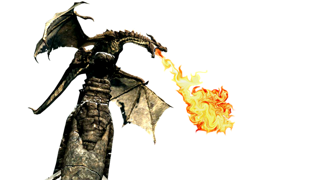 Dragon clipart fire breathing dragon. Png