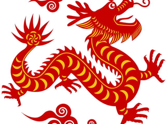 Dragon clipart golden dragon. Chinese dragons images free