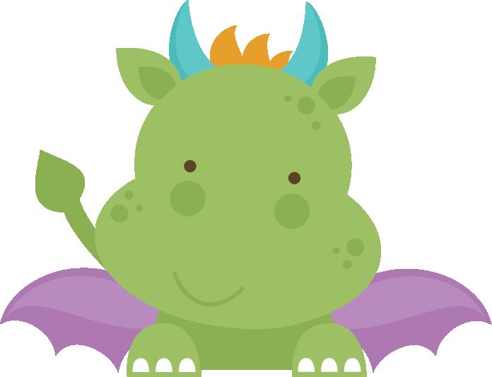 Svg cut file for. Dragon clipart puff the magic dragon