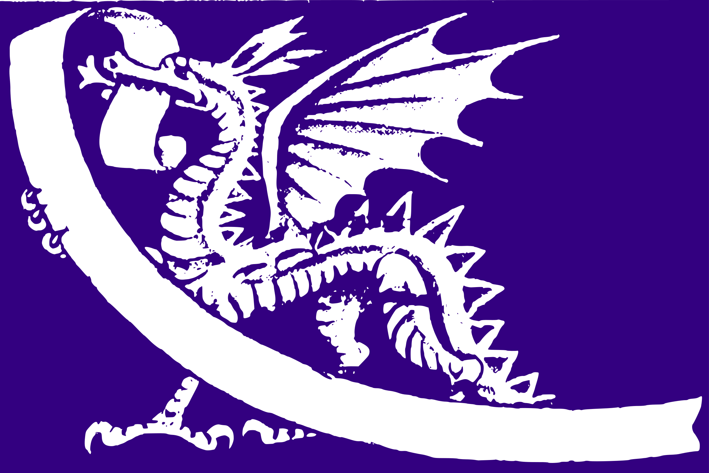 Big image png. Dragon clipart purple dragon