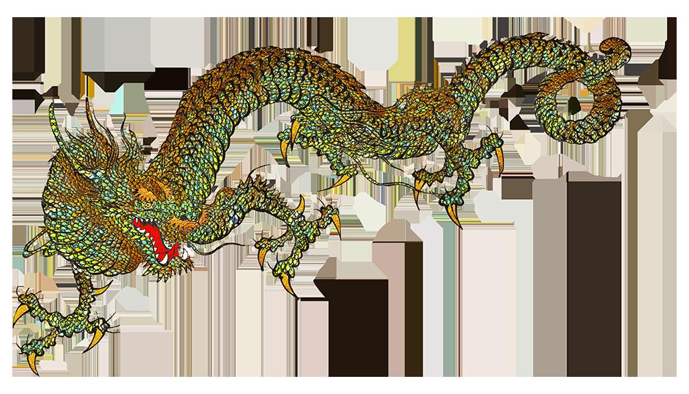 Dragon victorian