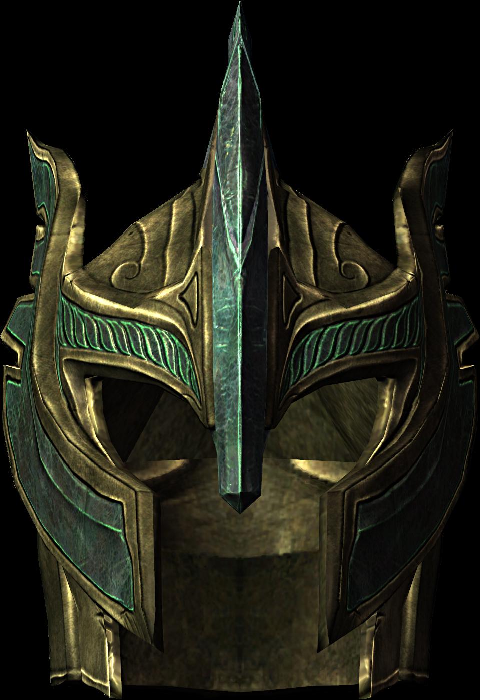 Dragonborn helmet png. The elder scrolls v