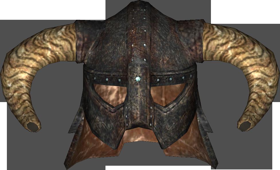 Dragonborn helmet png. Image iron sk deadliest
