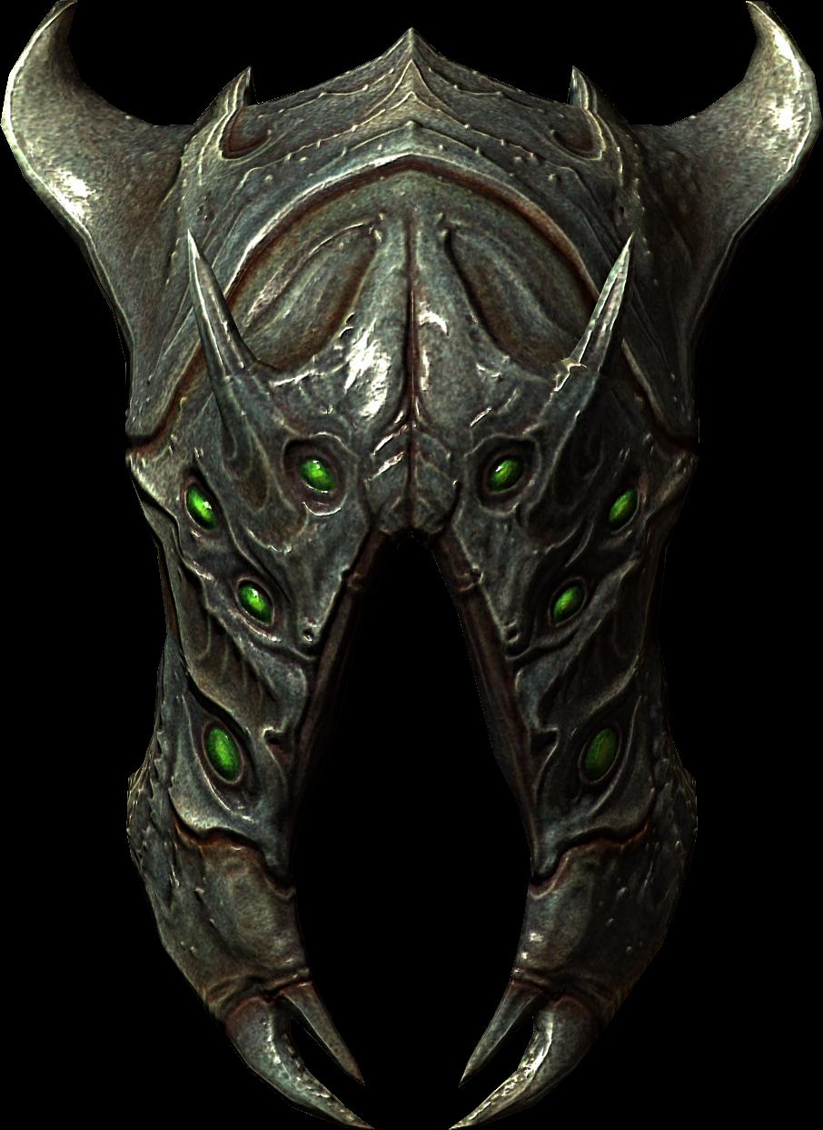 Image falmer elder scrolls. Dragonborn helmet png