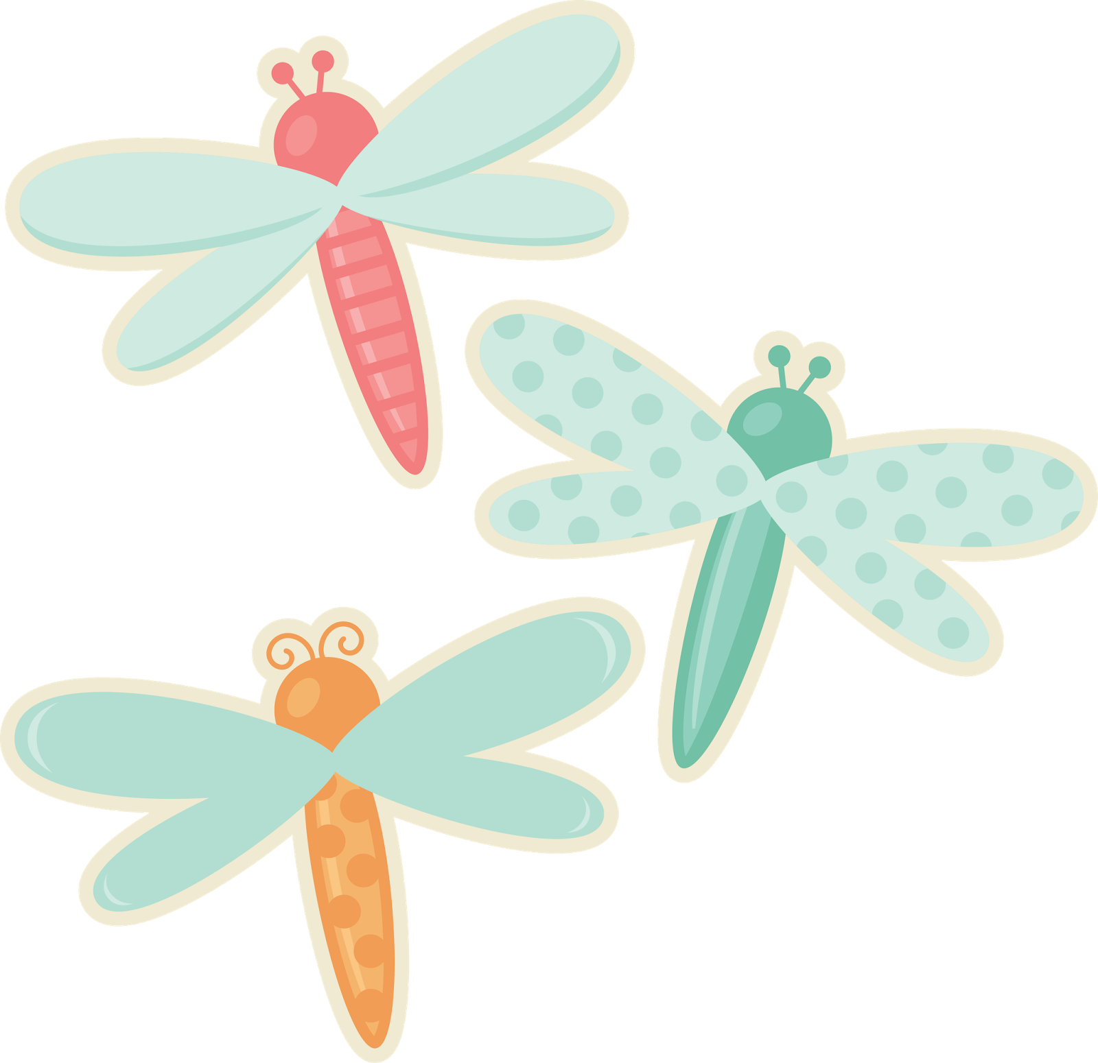 Dragonfly clipart creative. Miss kate cuttables what