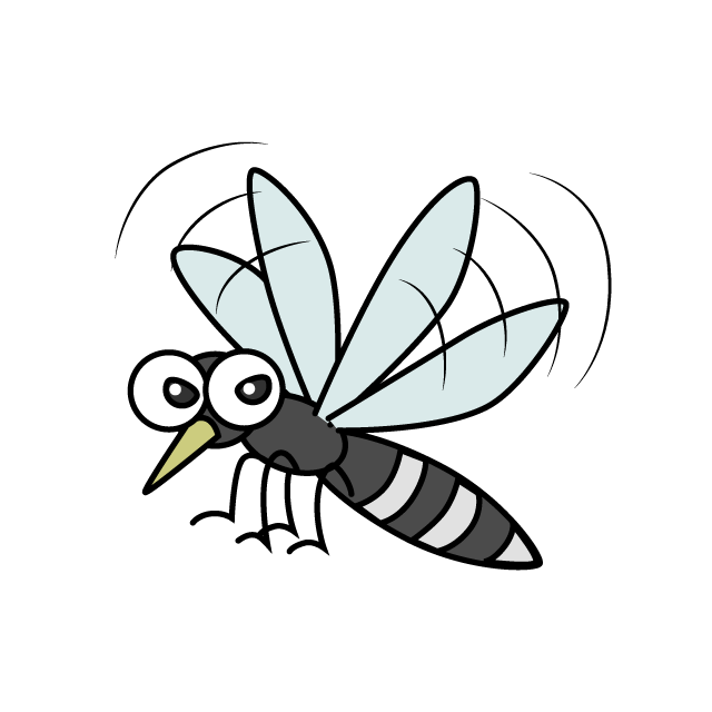 Dragonfly clipart firefly. Free mosquito image cartoon