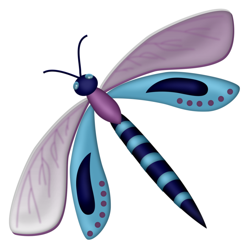 png clip art. Dragonfly clipart garden insect