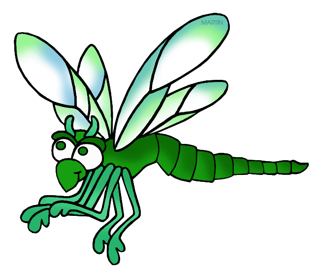 Dragonfly clipart insect. United states clip art