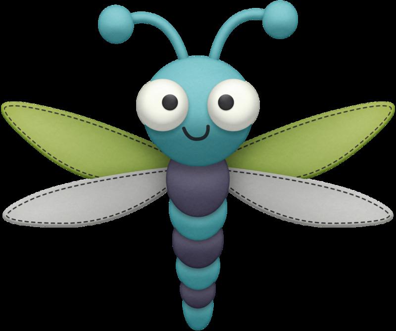 Dragonfly pond animal