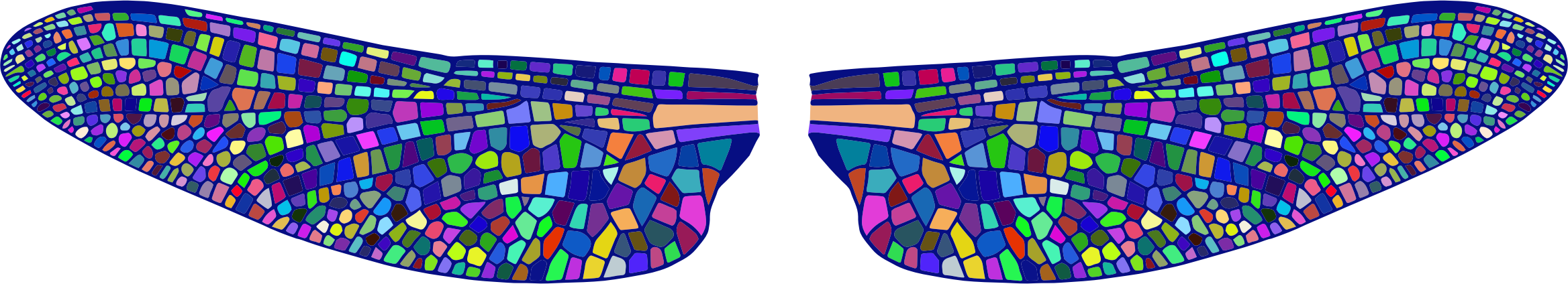 Dragonfly clipart psychedelic. Prismatic wings icons png