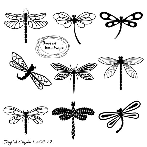 Dragonfly clipart small dragonfly. Dragonflies dragon fly clip