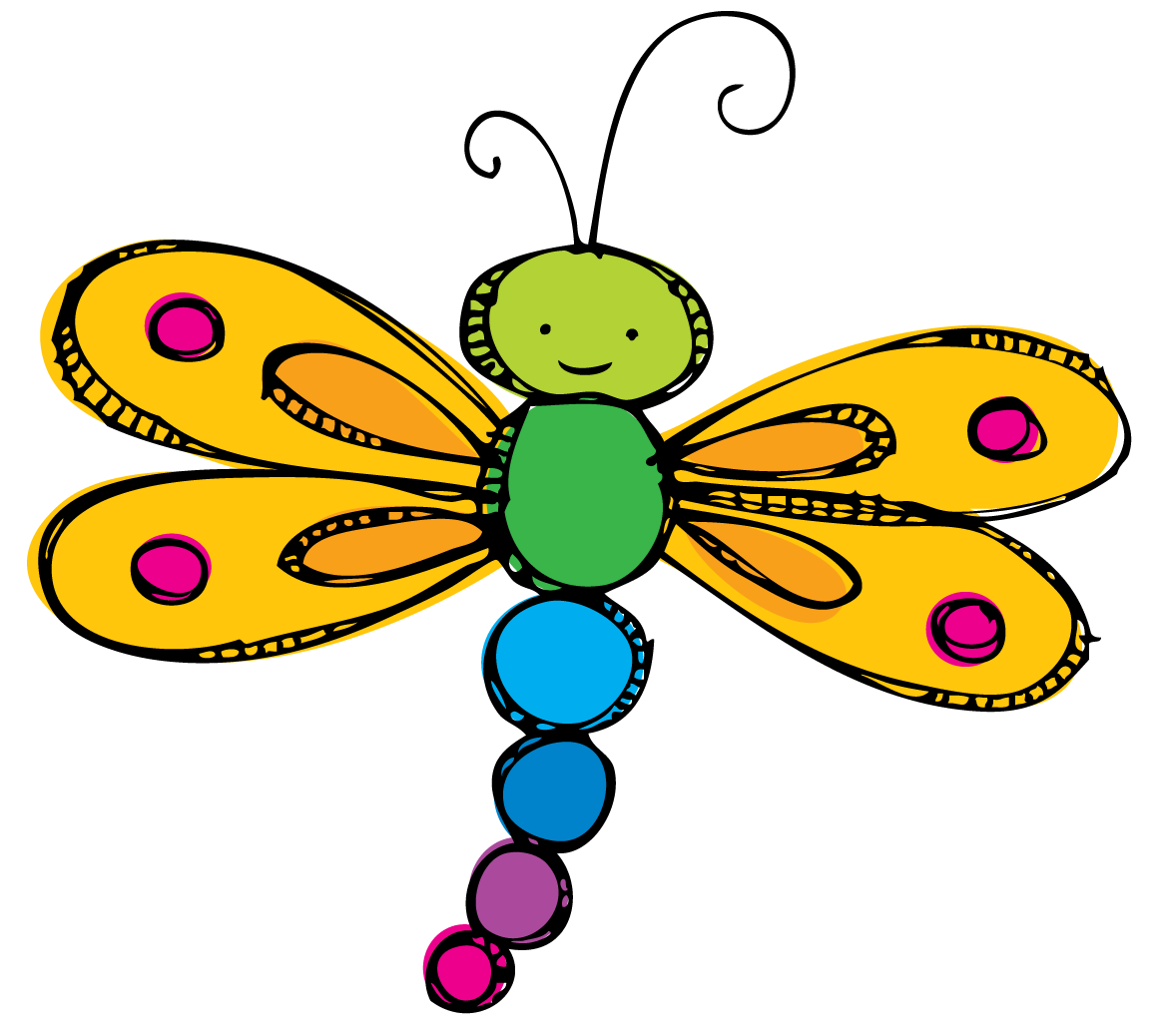 May clipart dragonfly. Rare pictures for kids