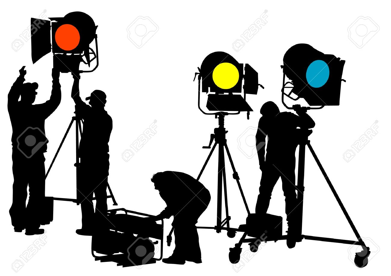 Stage free download best. Drama clipart backstage crew