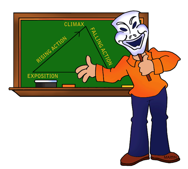 Drama clipart cartoon.  collection of teacher