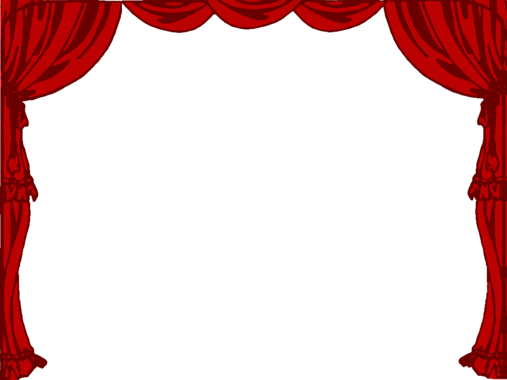 Free theater curtain functionalities. Theatre clipart footlights