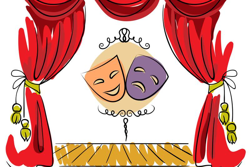 Review northern lights theatre. Drama clipart drama festival