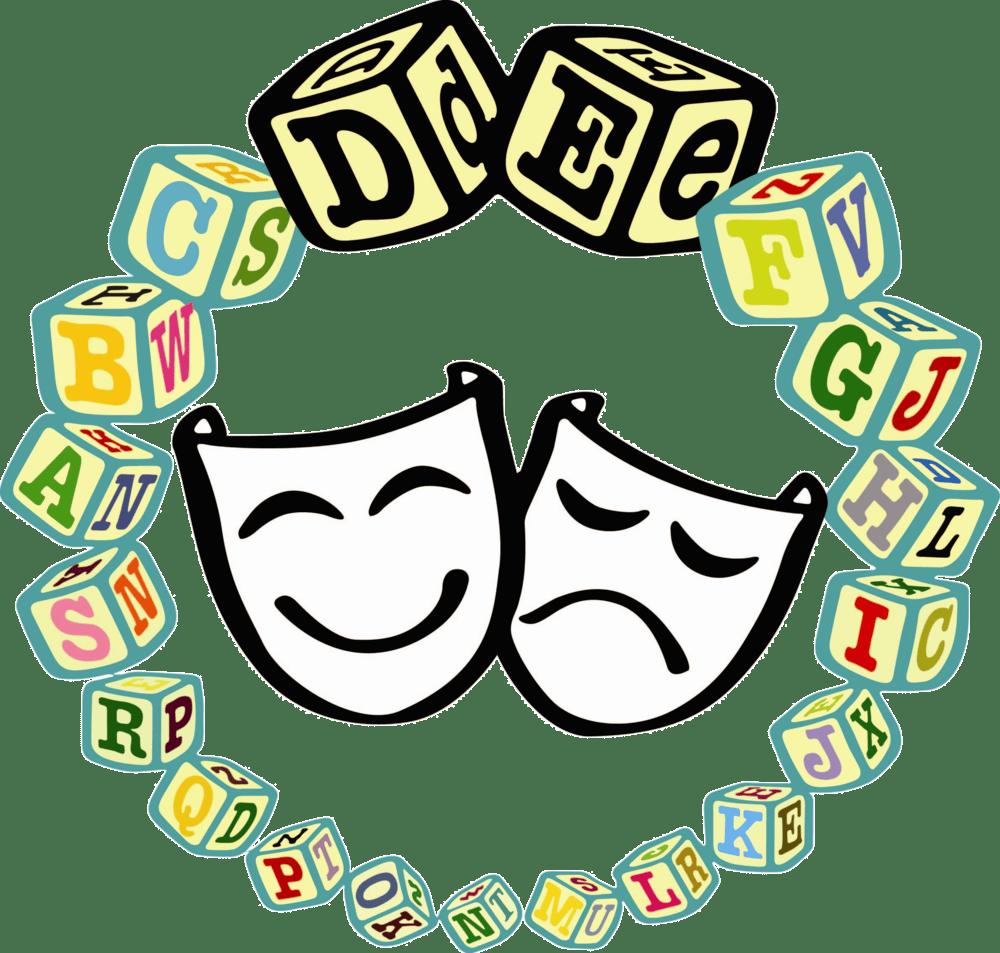 Logo png fit ssl. Drama clipart english drama