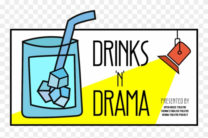 Drinks n pinclipart . Drama clipart english drama