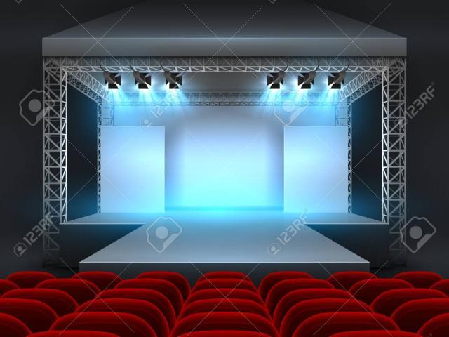 Theatre clipart live performance. Free download clip art