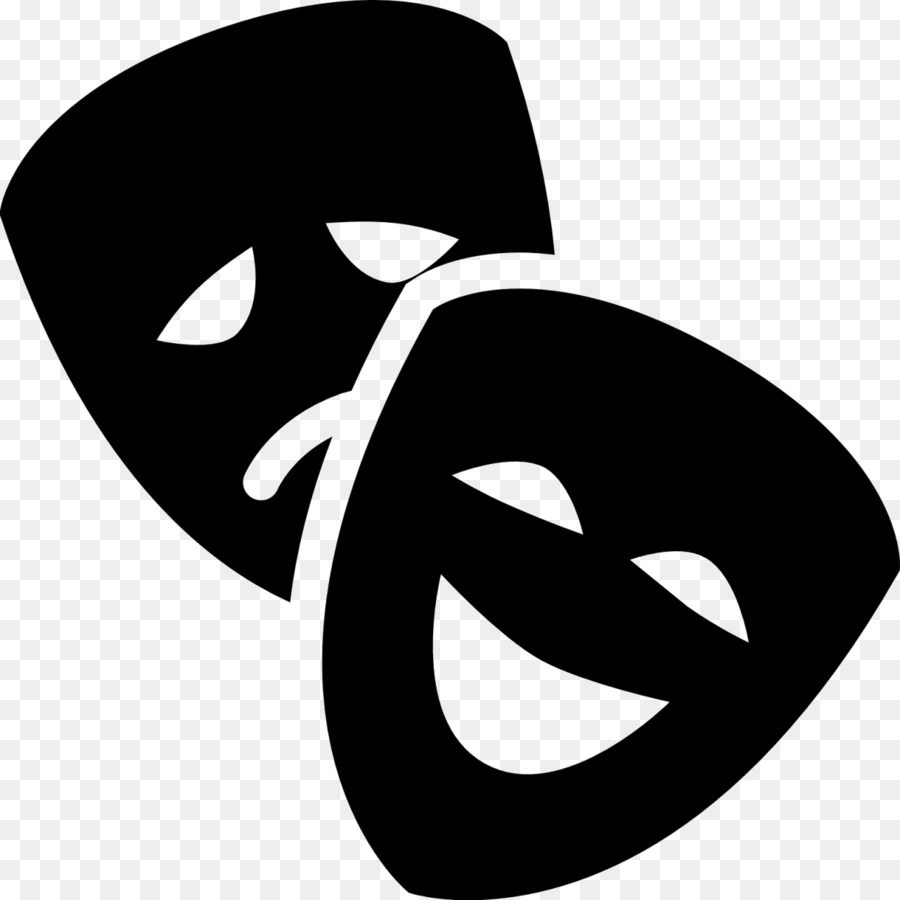 Download free png mask. Drama clipart musical theatre